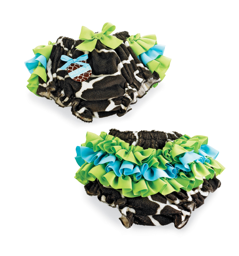 Mud Pie Giraffe Bloomers