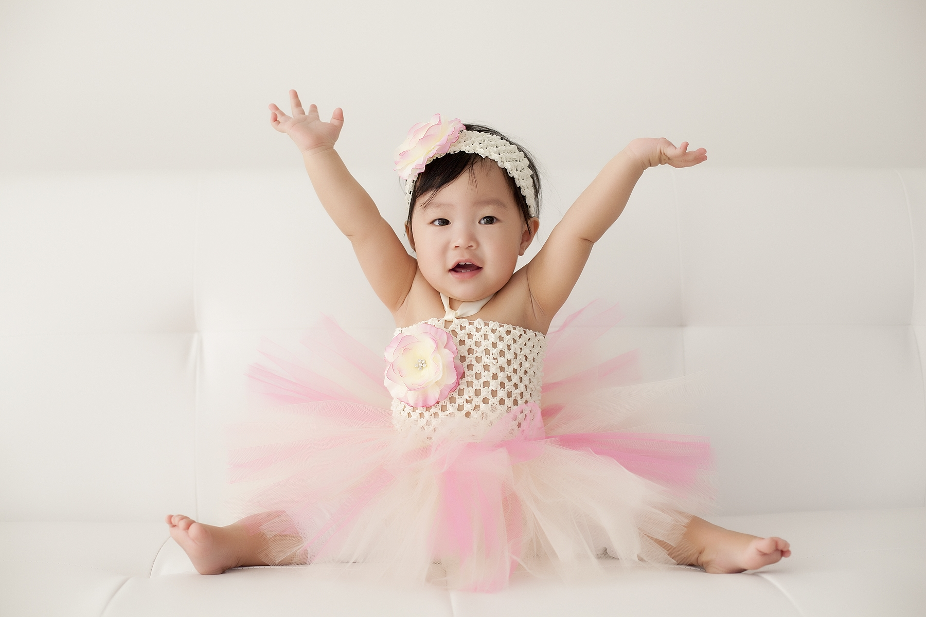 Mya Crochet Tutu Dress