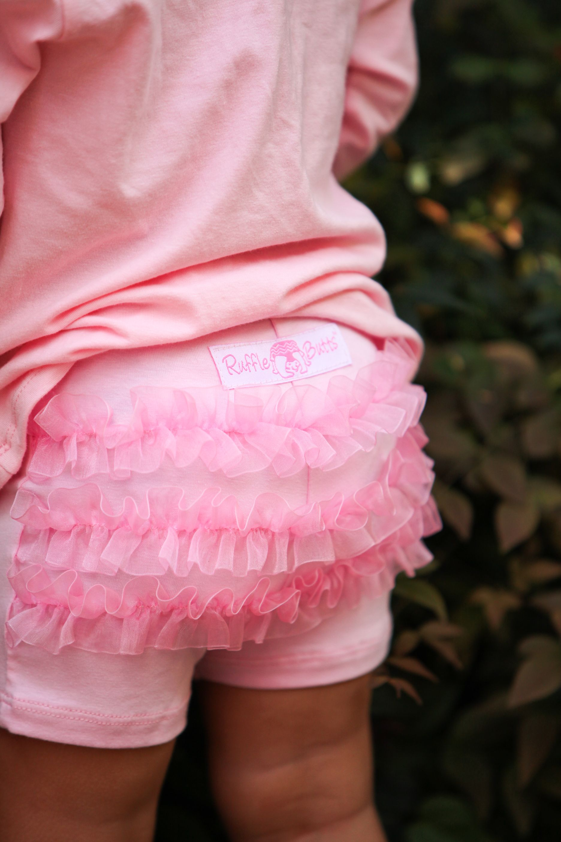 RuffleButts Playground Shorts