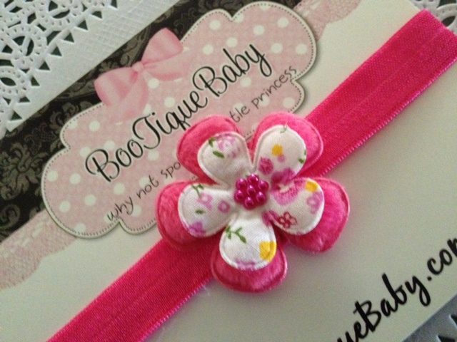 Baby/Girls Floral Headband