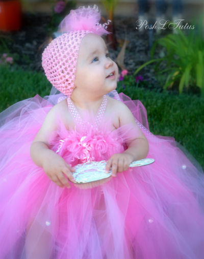 Darling Princess Birthday Princess Dress